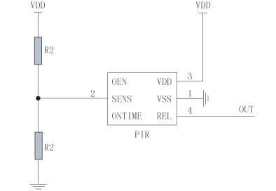 数字式红外传感器 p924-s 系列
